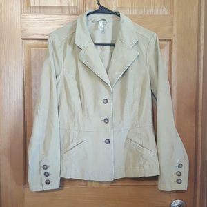 St. John's Bay corduroy jacket